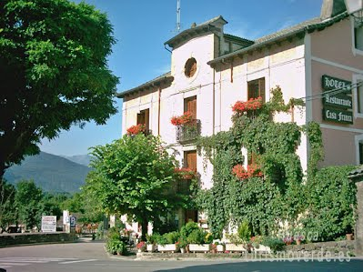 TURISMO VERDE HUESCA. Casa Frauca de Sarvisé